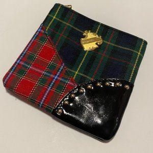 🔴 2 for $25/MAC Scottish plaid makeup pouch